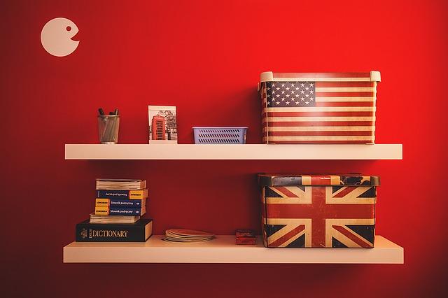 アメリカ、イギリス